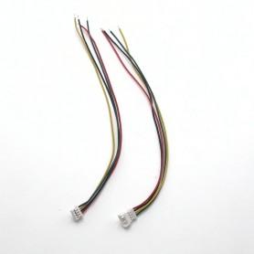 Câble JST 1.25mm 4 pins