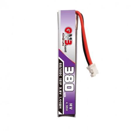 Batterie GNB 380mAh 1S