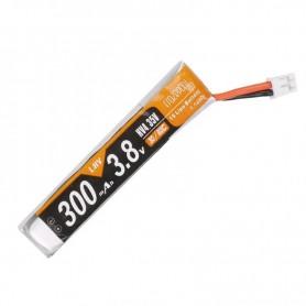 Battery 3.8V 1S 300mAh 30C