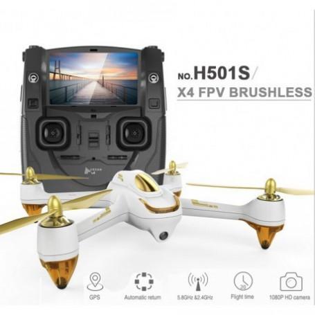 Hubsan H501S X4 FPV 1080p