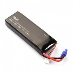 Batterie Li-po 7.4V 2700mAh 10C