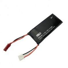 Battery 7.4V 610mAh 15C