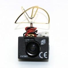 FX798T Mini caméra FPV 5.8G