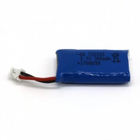 Batterie Lipo 3.7V 300mAh