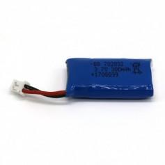 Battery Lipo 3.7V 300mAh