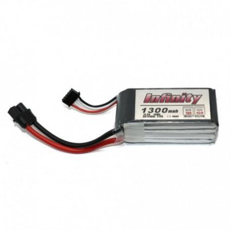 Battery 14.8V 1300mAh 70C