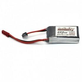 Batterie 2S 7.4V 70C 400 mAh