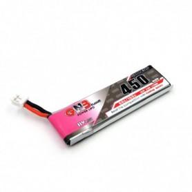 Batterie 1S 3.8V 80C 450mAh