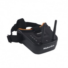 Mini FPV 5.8G Mask AV in/out