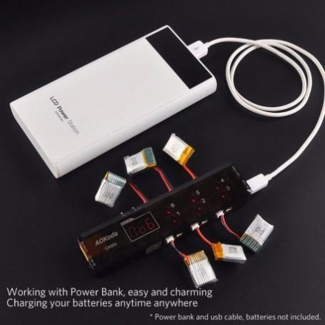 Batterie 14.8V 1300mAh 70C