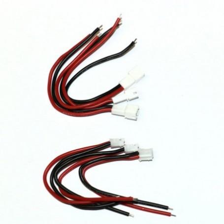 Câble avec connecteur JST PH 2.0