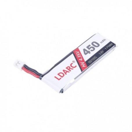 Battery 450mah 1S 3.8V HV