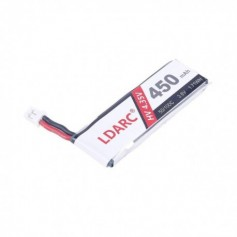 Battery 450mah 1S 3.8V HV