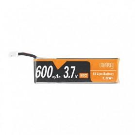Batterie 1S 600mah 50C