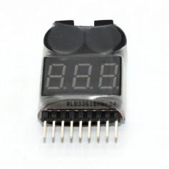 Battery Checker 1-8S