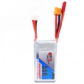 Batterie 3S 11.1V 550mAh 80C