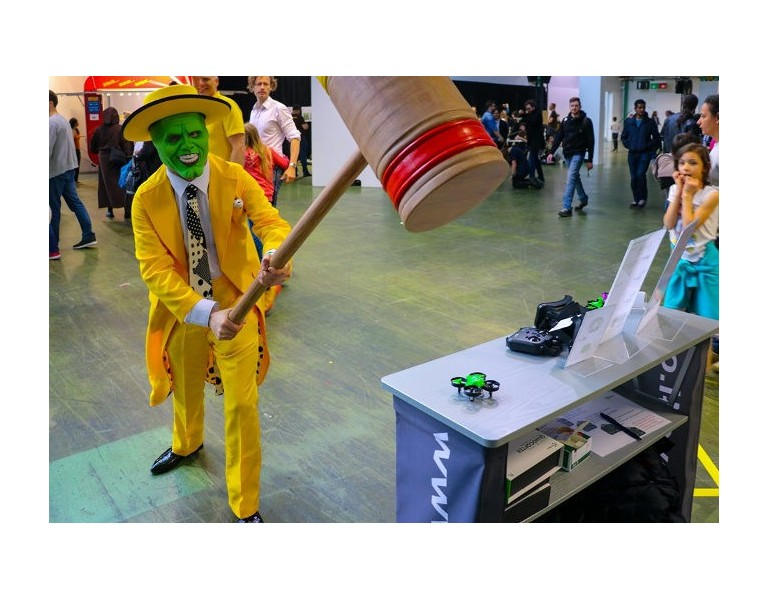 Fantasy Basel, The Swiss Comic Con 2019